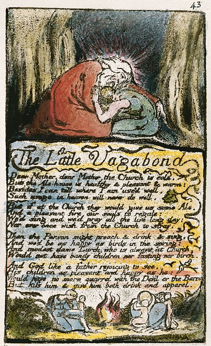 """an analysis of a little girl lost from songs of experience by blake In fact, blake's songs of innocence and experience have provoked """"the little boy lost these can form another point of departure for discussion and analysis."""