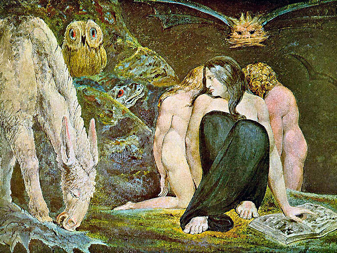a report on william blake and romanticism The romantics _____ the romantic poets wrote about many this can be seen though william blakes poetry collections, songs of innocence and songs of experience.